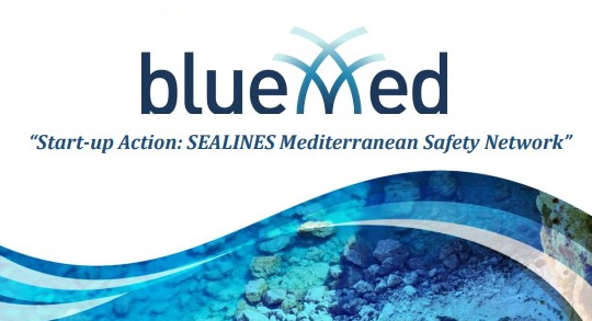 Bluemed - SEALINES Mediterranean Safety Network